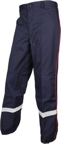Pantalon Sapeurs-Pompiers F1 Guy Leroy - L0001100 - Photo 0